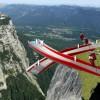 千米悬崖上悬空观赏塔 – AlpspiX塔