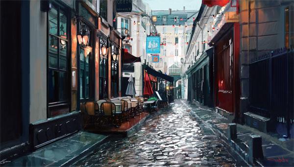 巴黎片断 Stoll in Paris(1)